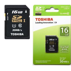 Thẻ nhớ Micro SD 16GB TOSHIBA CLASS 10