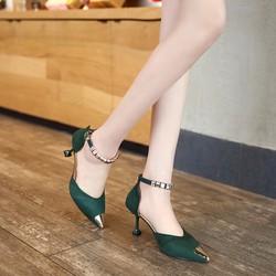 Giày cao gót nữ kiểu thời trang - LN1369