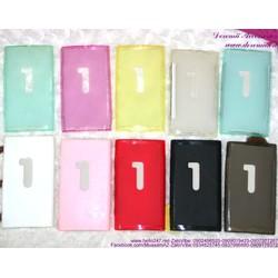 Ốp Nokia Lumia 920 nhựa mềm bền đẹp