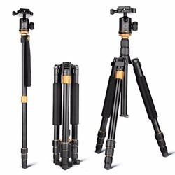 Chân máy ảnh chuyên nghiệp Tripod Beike QZSD-06