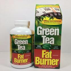 Uống giảm cân Green Tea Fat Burner