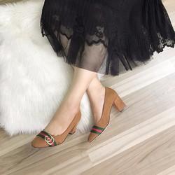 Giày cao gót công sở ôm chân, tôn dáng