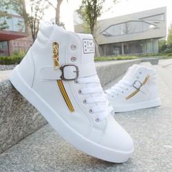 Giày thể thao nam cao cổ thời trang G13