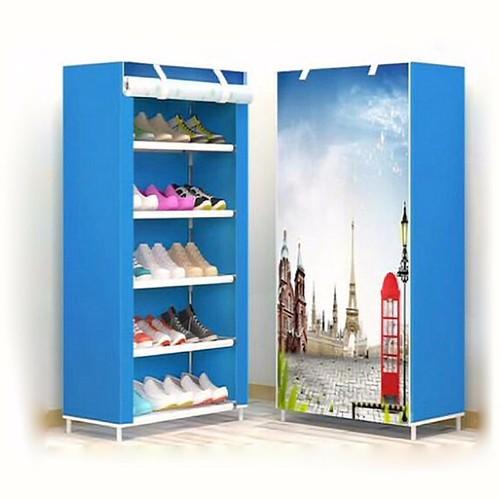 Tủ giày vải - tủ giày