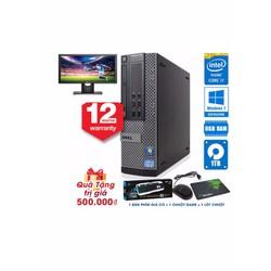 Máy tính đồng bộ Dell OptiPlex 790 SFF  Core i7 2600, Ram 8GB, HDD 1TB