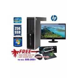 Máy tính đồng bộ HP 6300 Pro SFF Core i7 3770, Ram 8GB, SSD 256GB