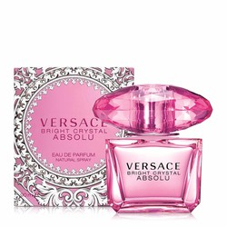Nước hoa Versace Bright Crystal Absolu EDP Natural Spray 90ml