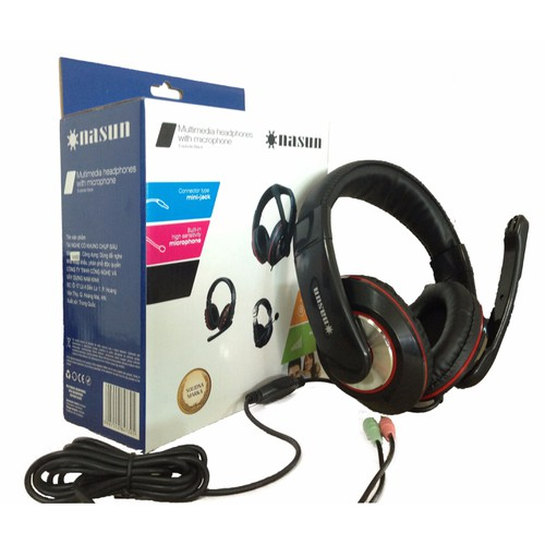 Headphone tai nghe nasun ns-603