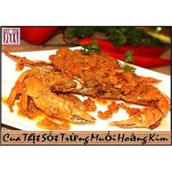 NHÀ HÀNG HẢI SẢN ZHI  - Voucher Cua Thịt 700 - 800gram