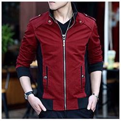 Áo khoác Kaki HQ_DN86 màu đỏ