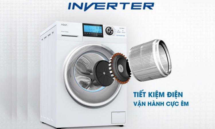 Sở hữu động cơ Inverter hiện đại, độc đáo