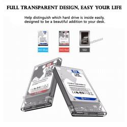 BOX HDD 2.5 ORICO CHUẨN USB 3.0