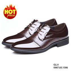 Giày Tây Nam Công Sở Cao Cấp - Sang Trọng
