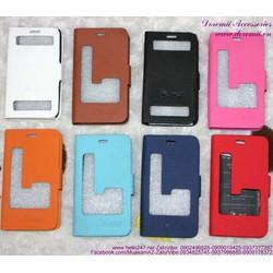 Bao da Nokia Lumia 620 Alis bật ngang cực sang