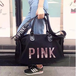 Túi xách thể thao và du lịch Pink cỡ lớn