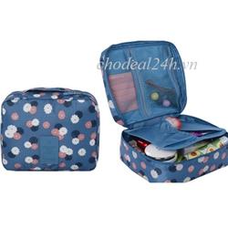 Túi đựng mỹ phẩm đi du lịch dành cho bạn nữ CD07