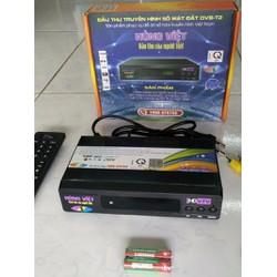 Đầu  kỹ thuật số DVB T2 Hùng Việt TS 123