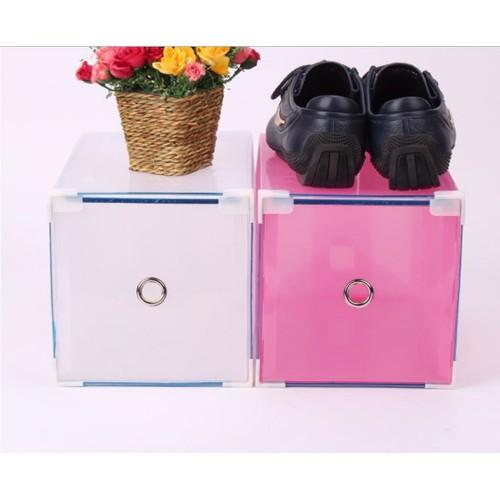 Combo 10 hộp đựng giày cao gót - giày nam