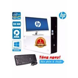 Máy tính bàn HP DC5800 Core 2 Duo E6550 2.66 Ghz, Ram 2GB, HDD 80GB