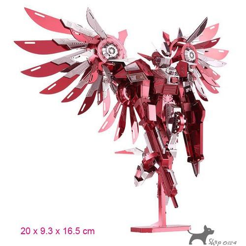 Đồ chơi lắp ghép mô hình 3D bằng thép Thunder Wings