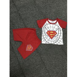 Ao thun Baby boy Superman