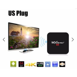 Android TV Box MXQ Pro Plus Ram 2Gb, chip S905