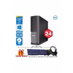Máy tính chơi game Dell x 3020SFF Core i7-4770, Ram 8GB, HDD 1TB