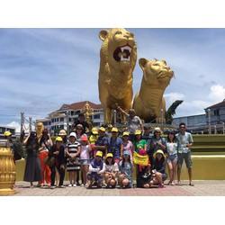 Tour Campuchia: Sihanoukville - Koh Rong - Phnom Penh 4N3Đ