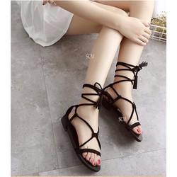 giày sandal cột dây