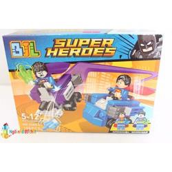 Đồ chơi lắp ráp Super Heroes