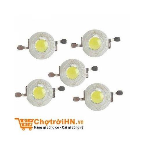 LED Công Suất 3W Sáng Trắng