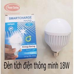 Bóng đèn LED tích điện 18W
