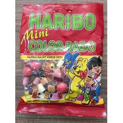 Kẹo dẻo Haribo Mini Color 200g