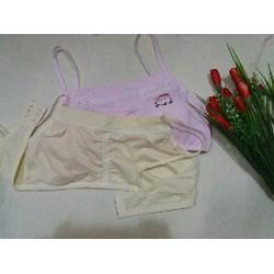 Áo Lót Lá Học Sinh Thái Lan Cotton