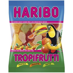 Kẹo dẻo Haribo Tropifruitti 200g