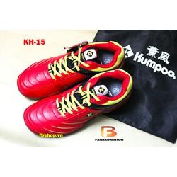 Giày kumpoo kh15 Đỏ chính hãng giá tốt