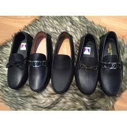 Giày lười da nam hàng đẹp - gttn