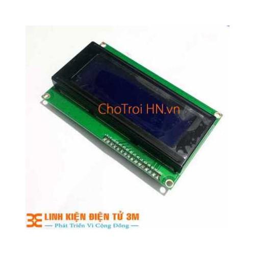 Màn Hình LCD 2004+Module I2C Xanh Dương - 10415005 , 6987058 , 15_6987058 , 125000 , Man-Hinh-LCD-2004Module-I2C-Xanh-Duong-15_6987058 , sendo.vn , Màn Hình LCD 2004+Module I2C Xanh Dương