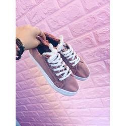 Giày vải thời trang