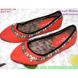 giày mọi nữ trẻ trung sành điệu