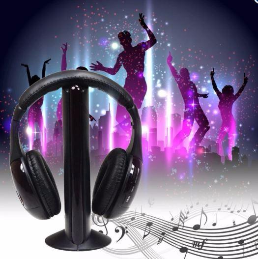 Tai nghe không dây FM dùng cho giảng dạy và dạy học MH2001