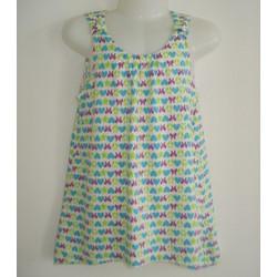 THANH LÝ:  Chỉ 40k áo thun bé gái form dài hàng xuất