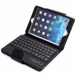Bàn Phím Bao da dùng Cho ipad 2 3 4 Bluetooth cao cấp