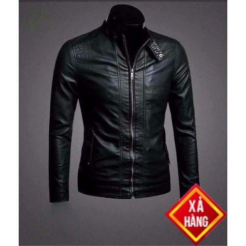 Siêu sale - áo khoác da nam cao cấp