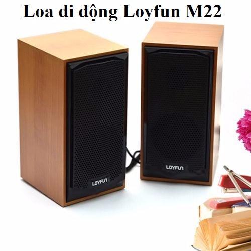 Loa di động Loyfun M22 - Loa di động Loyfun M22