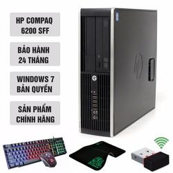 PC Đồng Bộ HP 6200 Pro SFF - i7 2600, Ram 8GB, SSD 120GB, HDD 1TB