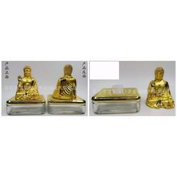 nước hoa xe hơi. phong thủy ô tô, tượng Phật Tổ Như Lai trang trí ô tô