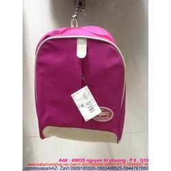 Balo đi học nhỏ màu hồng dễ thương xinh xắn