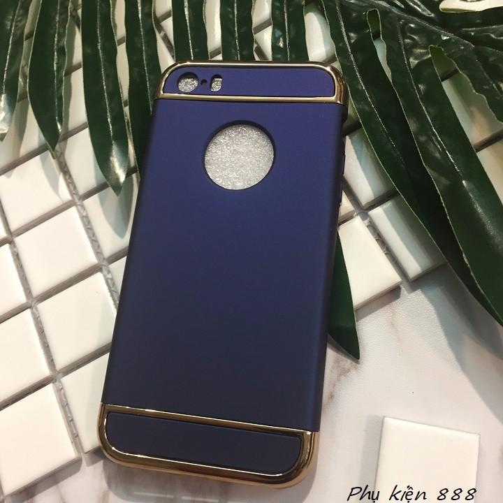 Ốp lưng Iphone 5,5s cứng 360 3