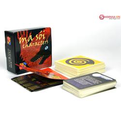 Board Game Ma Sói Character bản Việt Hóa chính hãng